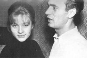 """Фокстрот із Людмилою Возною(""""Бабеттою"""") в день її весілля з Віктором Онойком"""